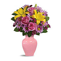 Spring Serenade Bouquet: Thank You Gifts to Saudi Arabia