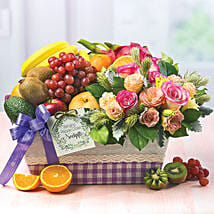 Blissful Bundle: Gift Basket to Singapore