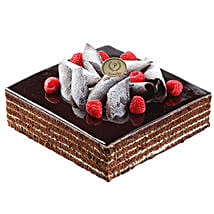 Chocolate Square Cake: Deliver Cakes in Singapore