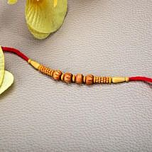 Elegant Beads Rakhi: All Rakhi Singapore