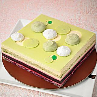Lip-Smacking Pistachio Cake: Order Cake Singapore