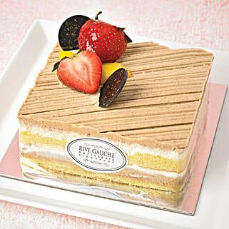 Mont Blanc Vanilla Cake: Singapore Cake Delivery