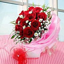 Multi wrapped Roses: Roses To Singapore
