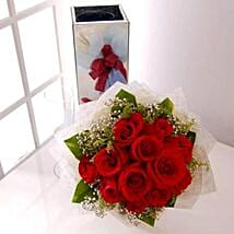 Red Seduction: Flower Delivery Singapore