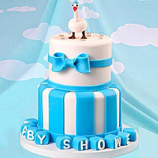 Baby Shower Duck Theme Cake 5 Kg:
