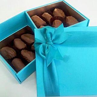Box of Belgian Choco Dates: Send Chocolates to UAE