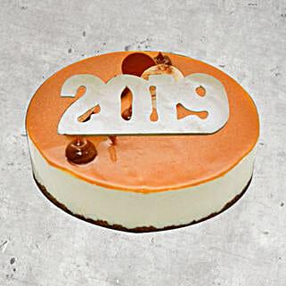 Caramel Cheesecake: Birthday Cakes to Sharjah