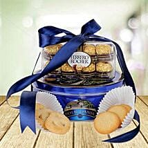 Choco Cookie Delight: Send Gifts to Fujairah
