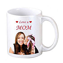 Coffee Time Personalised For Mum: Send Mother's Day Mugs to UAE