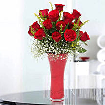 Long Stem Red Roses: Romantic Gift Delivery in Dubai