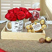 Lovely Presentation For U: Valentine's Day Chocolates to UAE