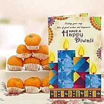 Mouthwatering Laddoo Wishes: Diwali Sweets to UAE