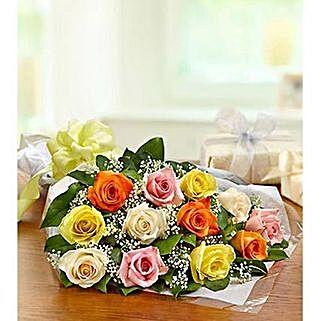 One Dozen Roses: Send Flowers to Ajman