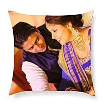 Personalize Photo Cushion: Send Personalised Gifts to Sharjah
