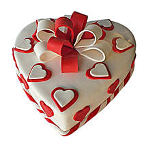 Red Ribbon Cake: Valentine's Day Cakes to UAE