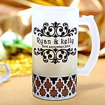 Special Personalize Beer Mug: Send Personalised Gifts to Sharjah
