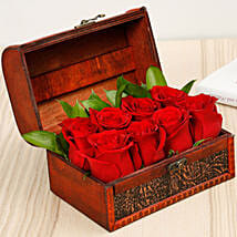 Treasured Roses: Send Miss You Flowers to UAE