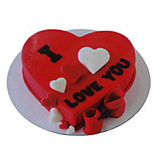 Valentine Heart Cake: Valentine's Day Cakes to UAE