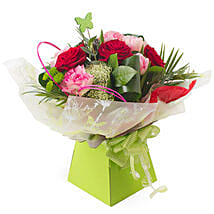 Butterflies and Roses: Send Anniversary Gifts to UK