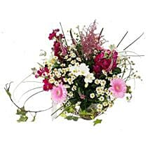 Country Garden Bouquet: Flower Bouquet Delivery UK