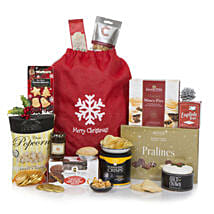Festive Favourites Hamper: Christmas Gift Hampers to UK