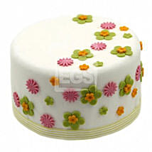 Flower Duet Cake: Cakes to Leicester