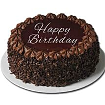 Happy Birthday Chocolate Cake: Birthday Gifts Delivery in UK