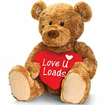 Love You Loads Brown Bear: Birthday Gifts to UK