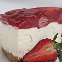 Purely Strawberry Cheesecake: Send Cakes Oxford