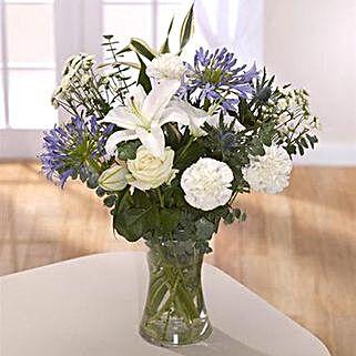 Sea Breeze: Send Carnations to Uk