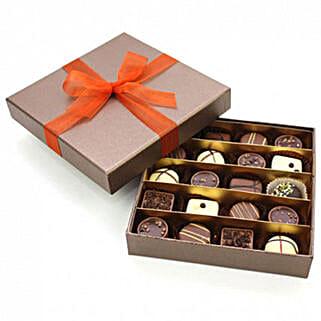 Selected Belgian Chocolates16: Chocolates in UK