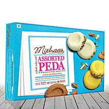 Assosrted Peda 340 Grams: Sweet Delivery in USA