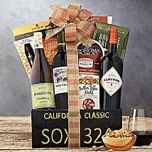 California Classic Gift Basket: Birthday Gifts to Tampa