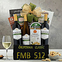California Classic Gift Basket: Birthday Gifts to Irvine