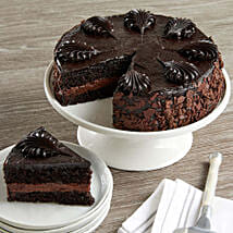 Chocolate Mousse Torte Cake: Send Cakes to Madison