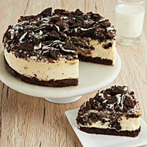 Cookies and Cream Cheesecake: Cake Delivery in USA
