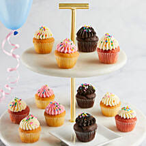 CRUMBS Mini Birthday Cupcakes: Send Birthday Cakes to USA
