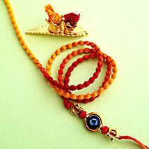 Ethnic Rakhi Thread: Send Rakhi to Detroit