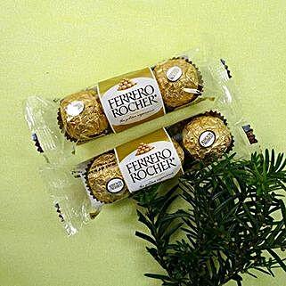 Ferrero Rocher Delight: Chocolate Delivery in USA