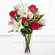 Floral Expressions: Send Roses to USA