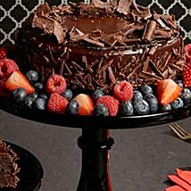 Flourless Chocolate Cake: Cakes to Madison
