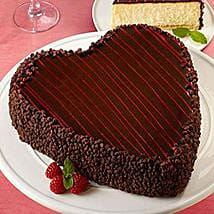 Heart Shaped Cheesecake: Send Valentine Gifts to Irvine