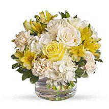 Its a sure beauty: New Year Flowers to USA