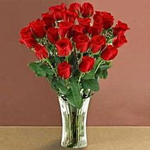 Long Stem Red Roses: Valentine's Day Gift Delivery in USA