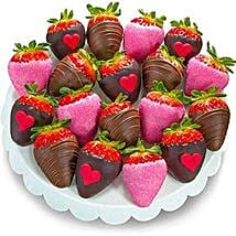 Love Dipped Strawberries: Send Valentine Gifts to Minneapolis