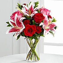 My Darling Bouquet: Send Lilies to USA