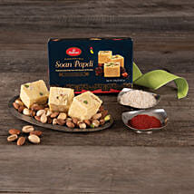 Soan Papdi For Bhai Dooj: Gift Baskets USA
