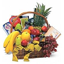 Sumptuous Gift Basket: Send Corporate Gifts to USA