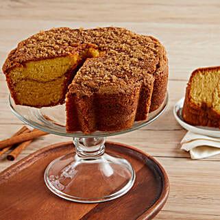 Viennese Coffee Cake Cinnamon: Send New Year Cakes to USA