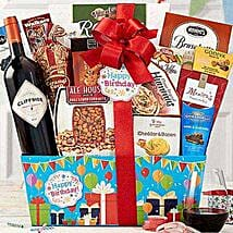 Vintners Path Cabernet Birthday Collection: Send Gift Hampers to USA